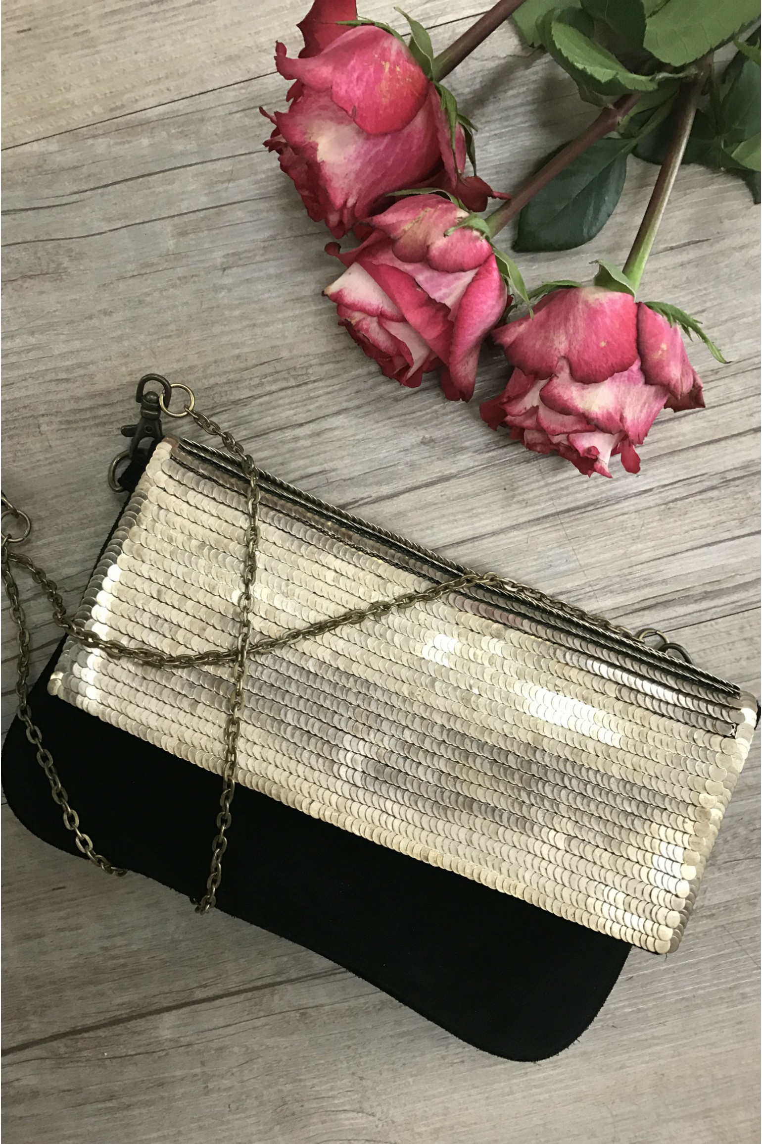 Cloth and Co Cleopatra Clutch