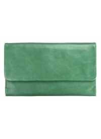 Status Anxiety Audrey Wallet Emerald