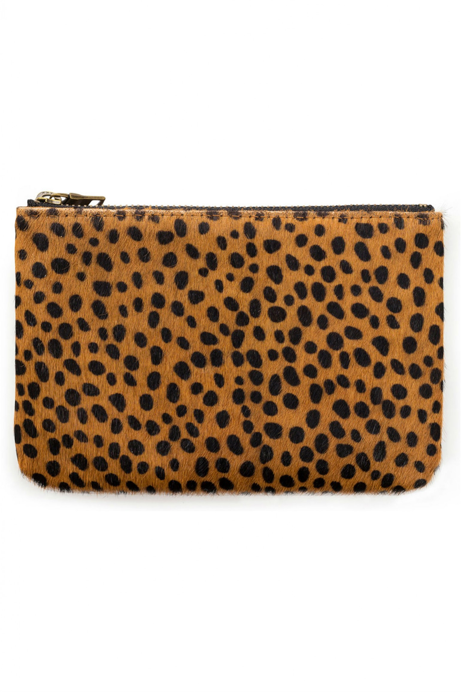 Status Anxiety Maud Wallet Cheetah