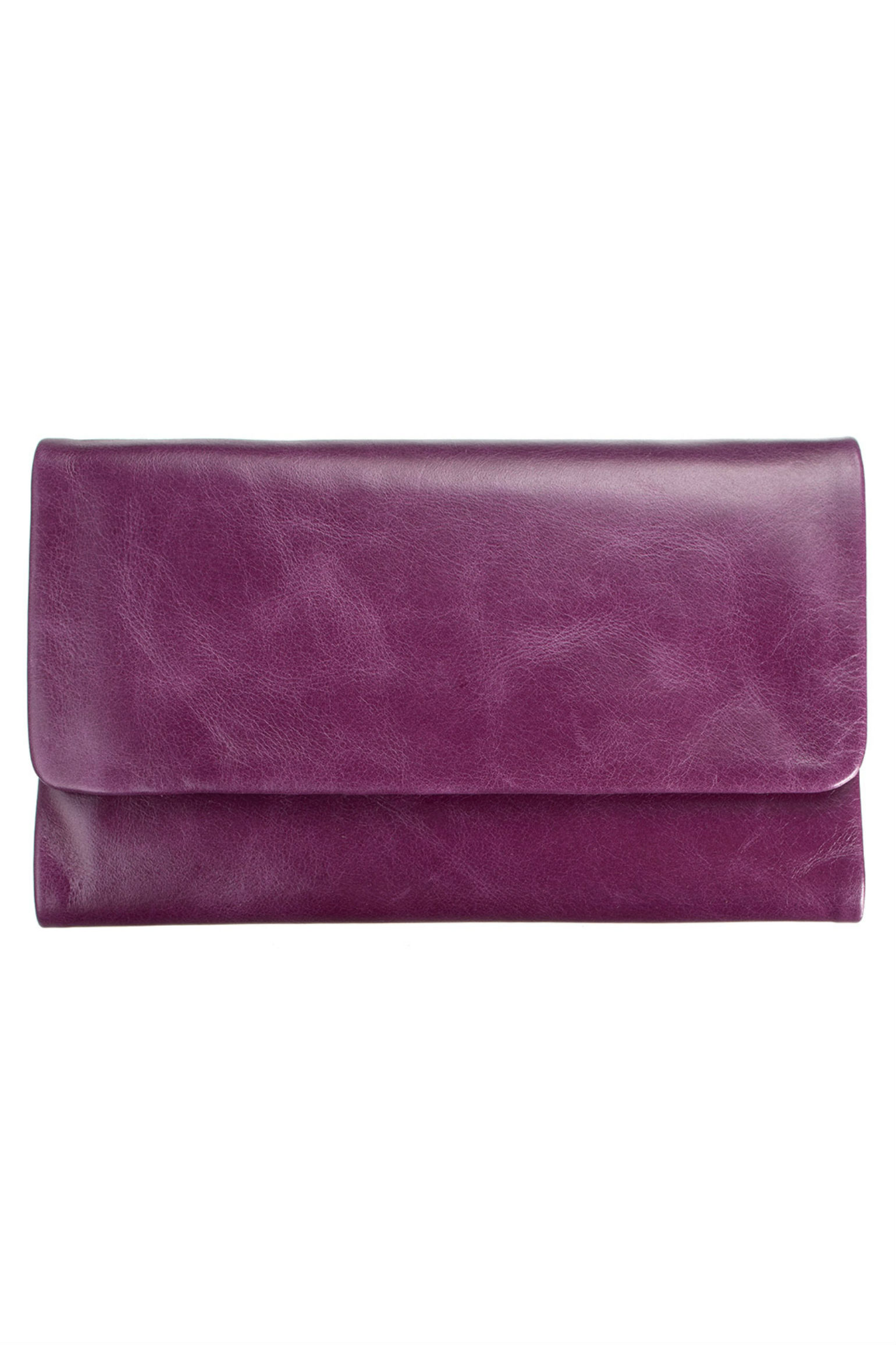Status Anxiety Audrey Wallet Purple