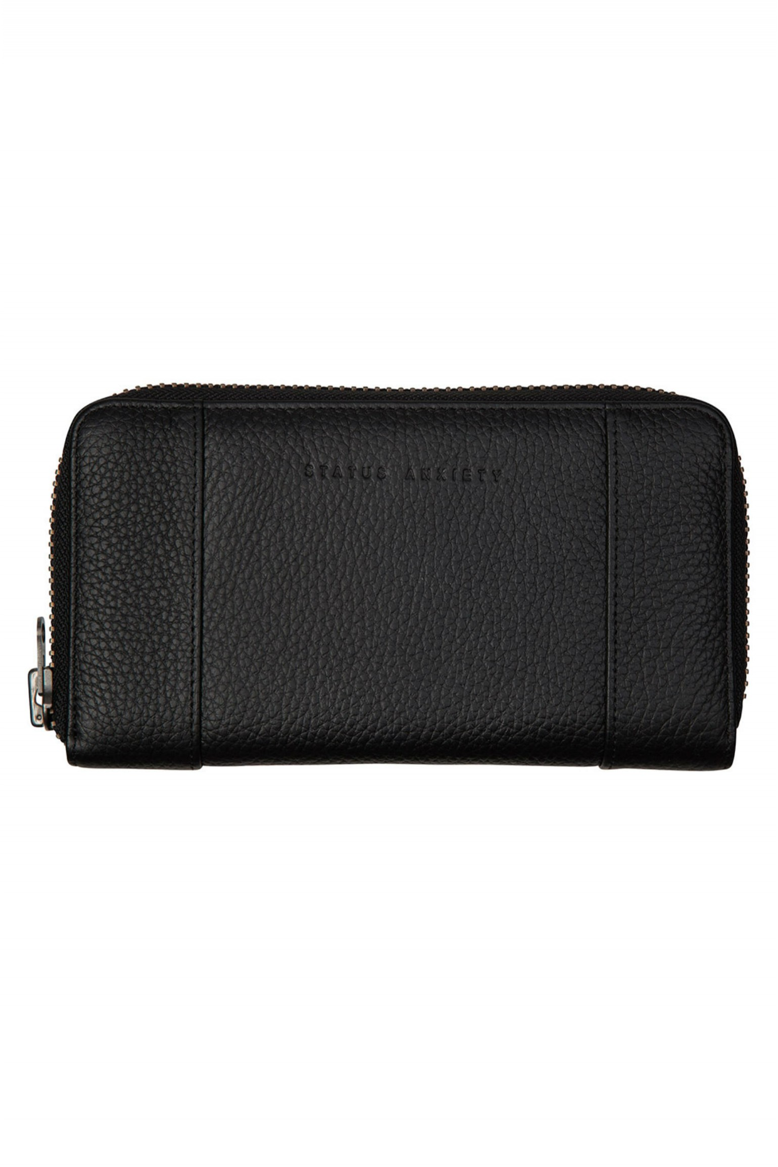 Status Anxiety State of Flux Wallet Black