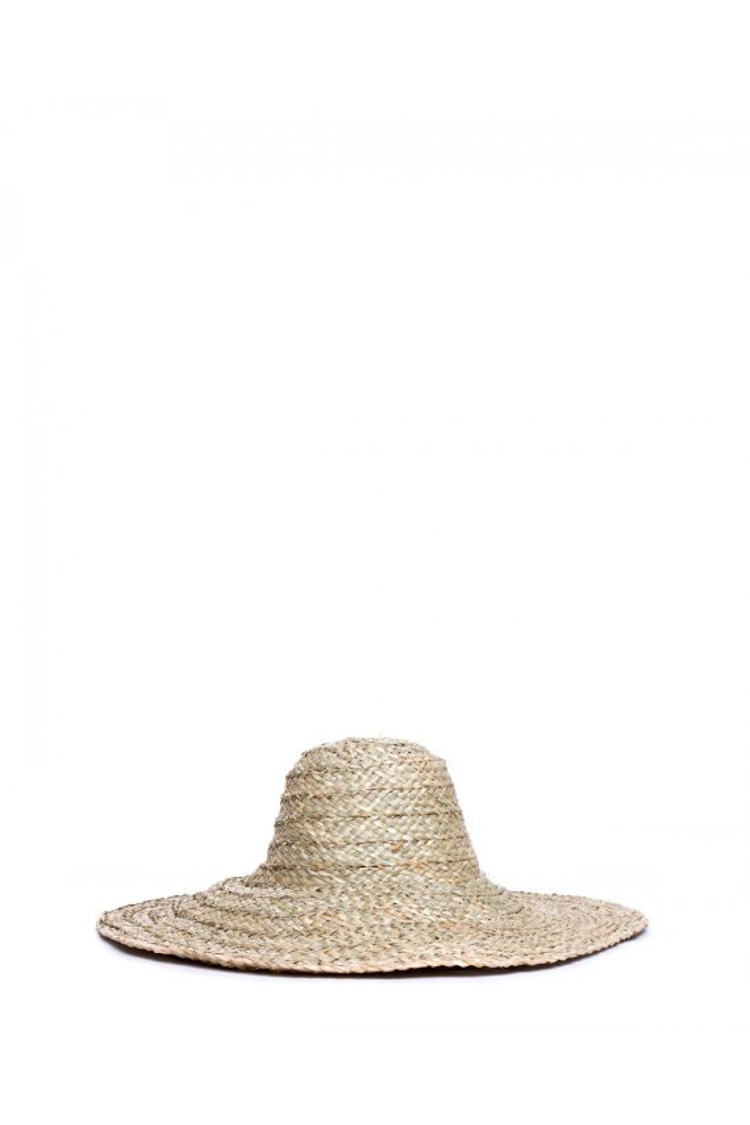 Straw Holiday Hat