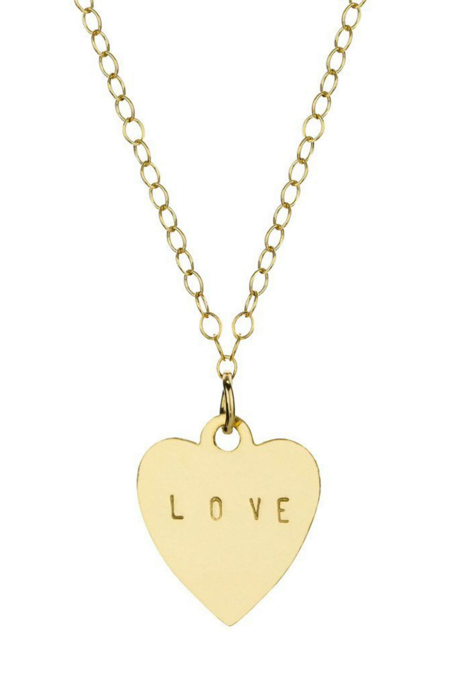 Elvis et Moi Love Necklace