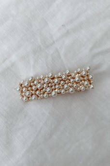 Kitsense Freida Pearl Hair Clip