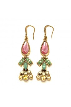 Zafino Scarlett Drop Earrings