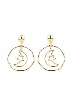 Steviie Jewellery Virgo Earrings