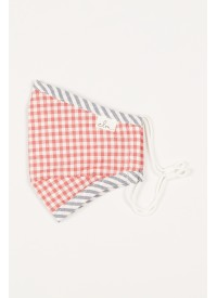 Elm Face Masks Red Gingham