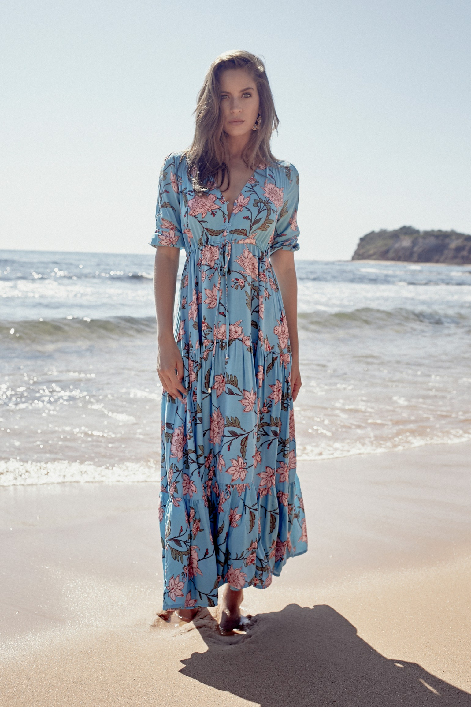 Jaase Tessa Maxi Dress