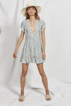Kivari Harlow Floral Play Dress