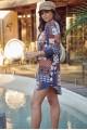 Jaase Turner Mini Dress