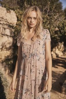 Auguste The Label Scarlett Fine Day Dress