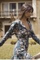 Auguste The Label Spring Rose Wylde Long Sleeve Mini Dress