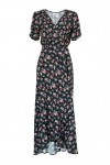 Auguste The Label Little Lady Wrap Dress Ditsy Floral