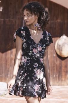 Auguste The Label Ella Split Front Play Dress