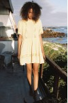 Auguste The Label Margot Wren Mini Dress