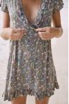 Auguste The Label Viola Allure Mini Dress