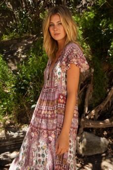 Jaase Samantha Maxi Dress