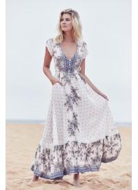 Jaase Carmen Maxi Dress