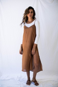 BAE Loren Slip Dress