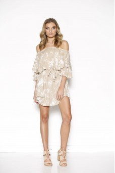 Ministry of Style Sahara Off The Shoulder Dress