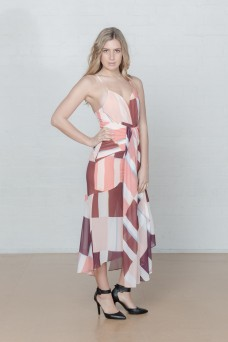 Sonnet Drape Dress