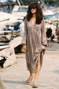 Auguste Nomad Helena Midi Dress