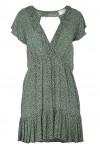 Auguste Pearl Jasper Mini Dress