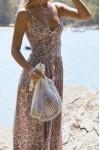 Auguste Paisley Staple Midi Dress