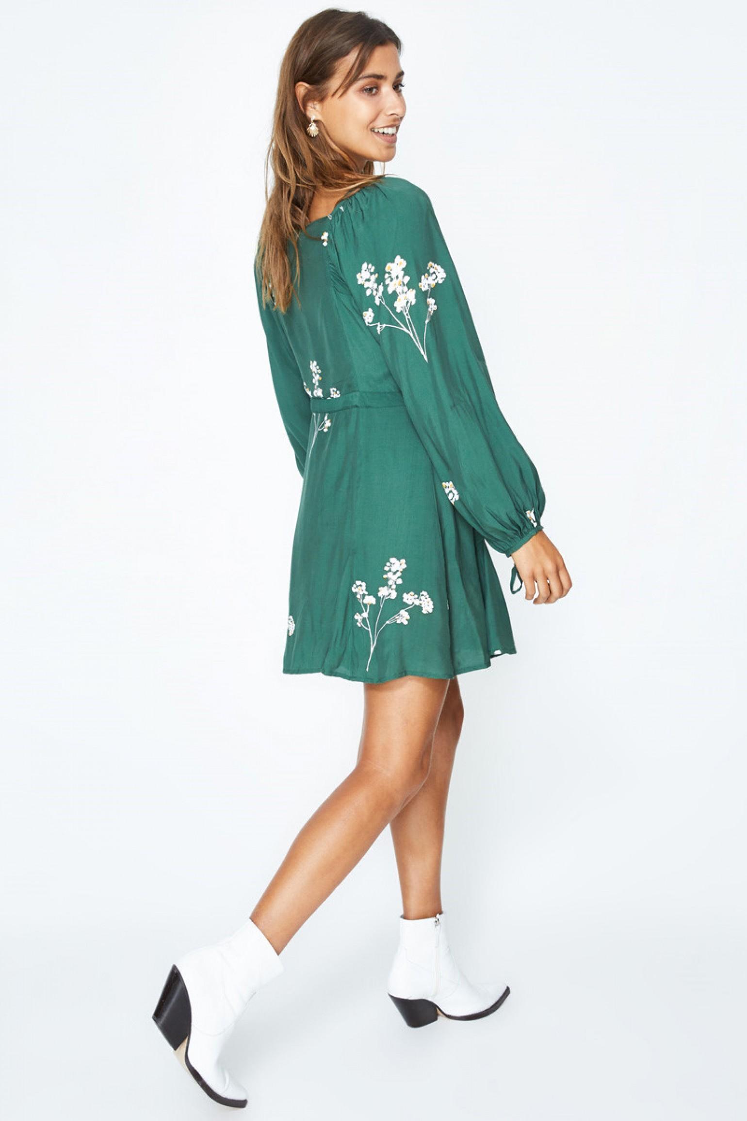 Rue Stiic Priscilla Mini Dress