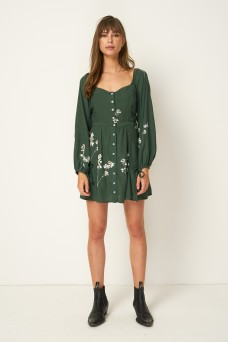 Rue Stiic Priscilla Mini Dress
