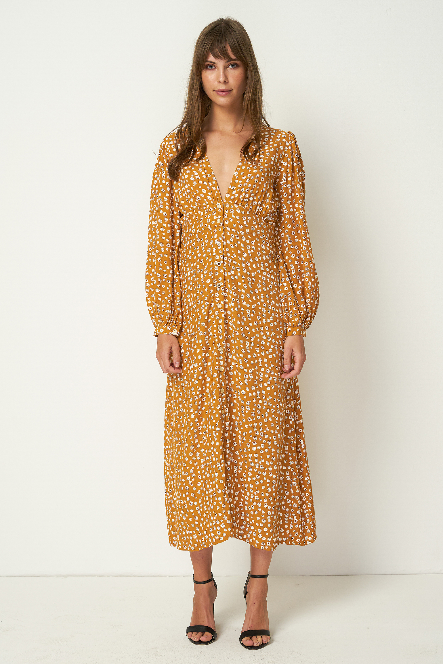 Rue Stiic Elliot Midi Dress
