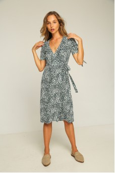 Rue Stiic Albany Wrap Dress