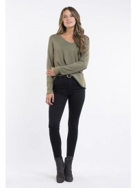 All About Eve Lila Knit