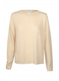 White by FTL Amy Sweater