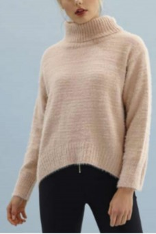 White Closet Adele Knit Blush