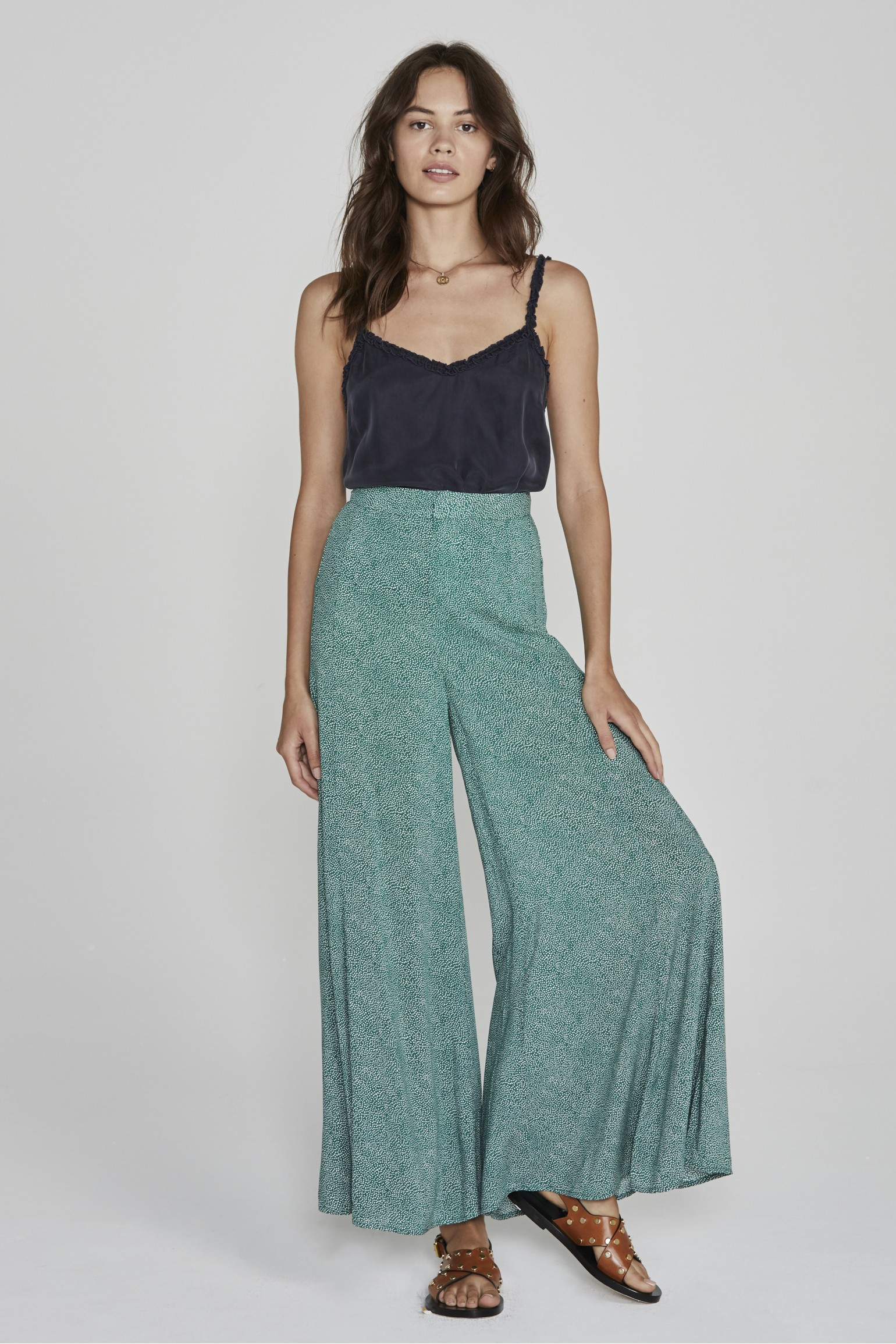 Auguste The Label Diamond Culottes