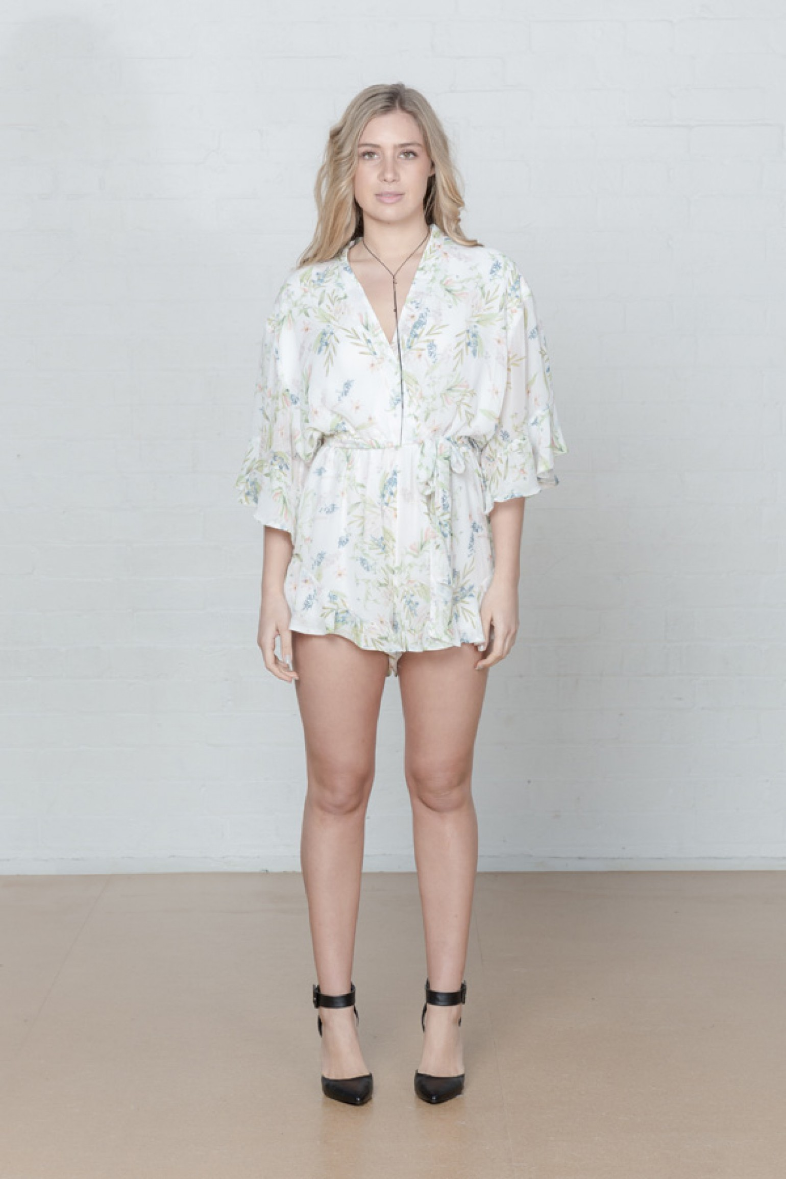Ministry of Style New Romantic Romper