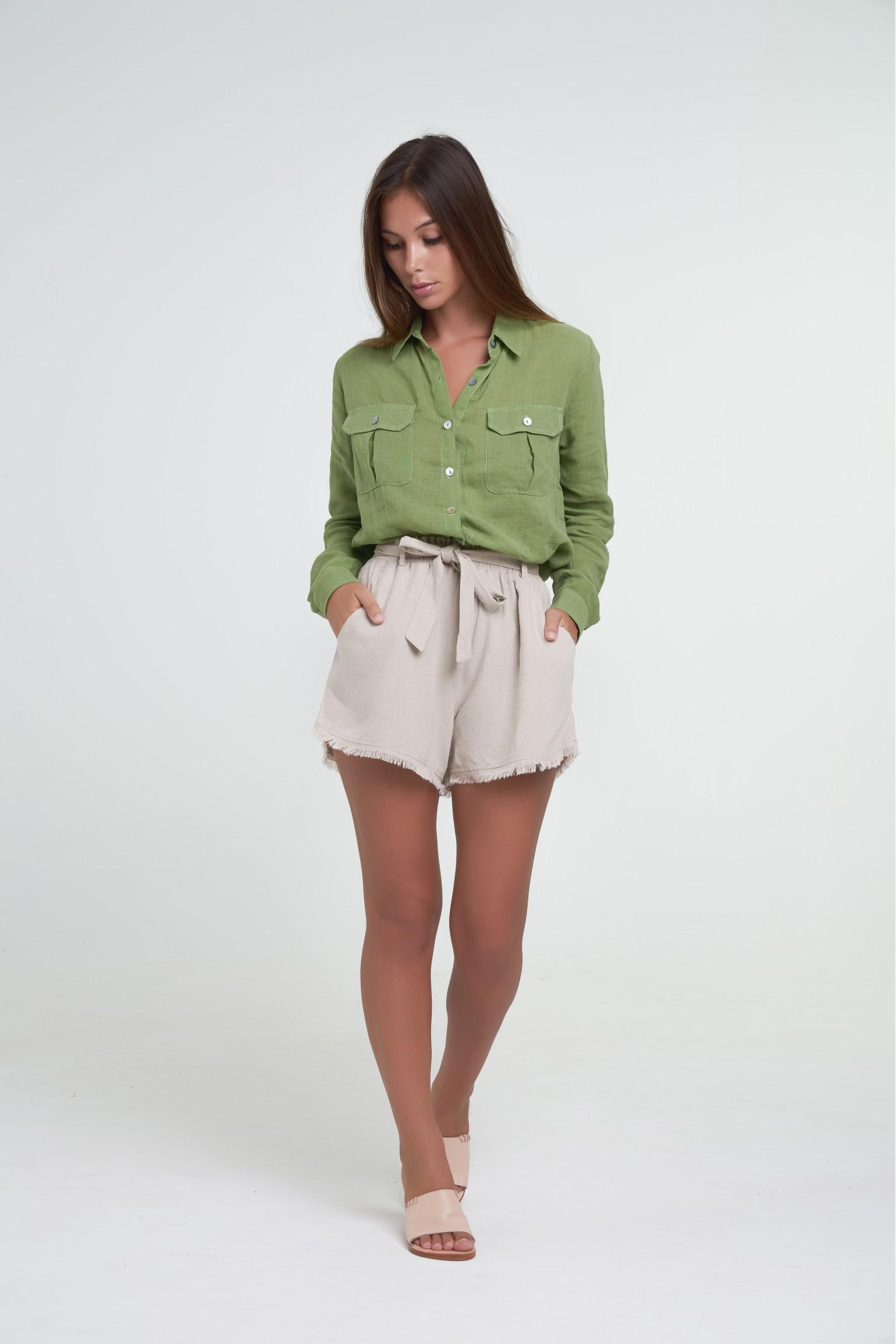 Indian Summer Co Daria Shorts