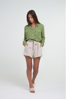 Indian Summer Co Daria Shorts