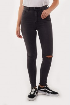 Silent Theory The Vice High Skinny Jean