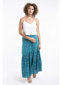 All About Eve Jade Skirt