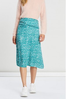 All About Eve Mini Bloom Twist Skirt