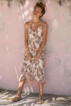 Auguste The Label Bijoux Island Midi Skirt