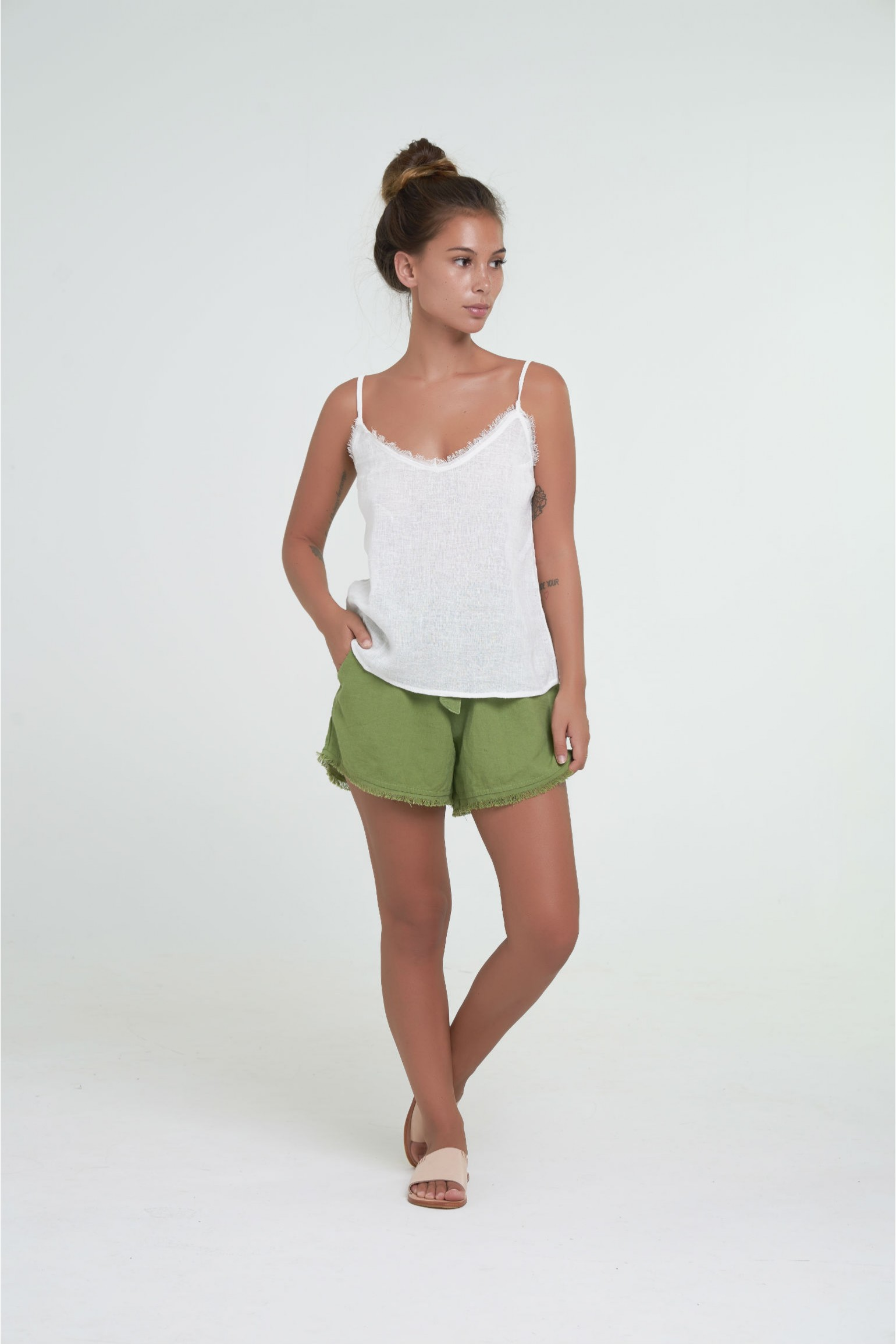 Indian Summer Co Cami Top