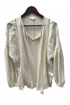 Little Lies The Chloe Blouse