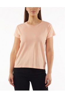 Silent Basics Polly Tee Peach