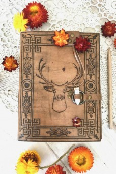 House of Skye Gypsy Traveller Leather Journal