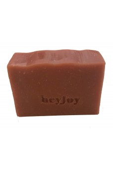 Hey Joy Rose Geranium Handmade Soap