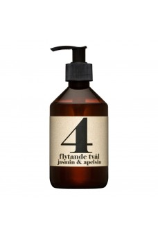 Liquid Soap No.4 Jasmine & Orange