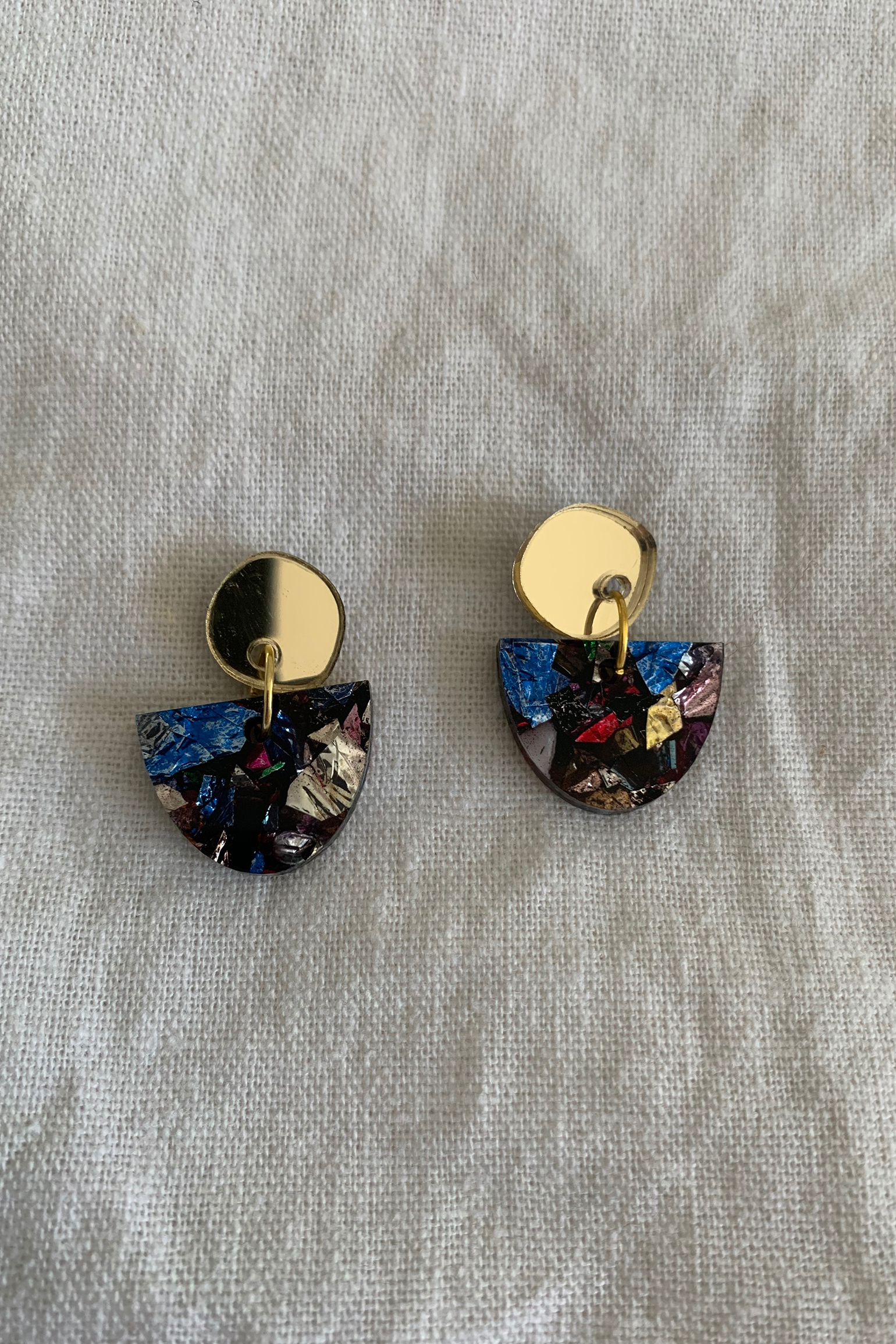 Hey Ronnie Party Two Piece Dangle Earrings